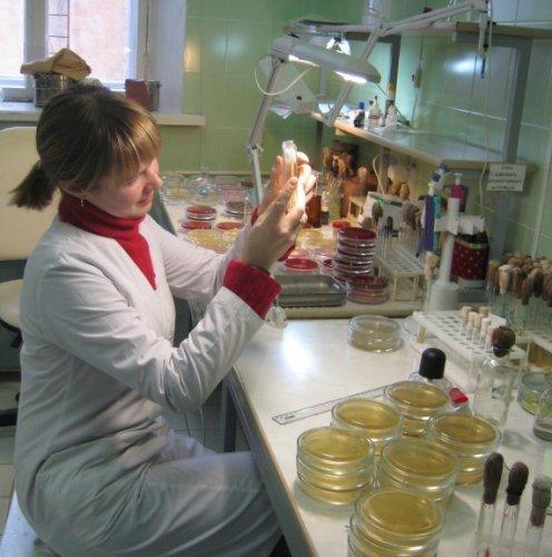 Микробиологические методы